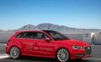 Audi A3 e-tron появится в России в 2014 году