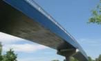 В Новосибирской области построят первый в России мост из стеклопластика