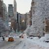 В Нью-Йорке объявлено чрезвычайное положение; водителей просят отказаться от поездок