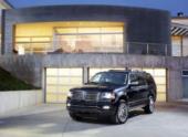 2015 Lincoln Navigator представили в Интернете перед премьерой в Чикаго