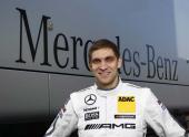 Первый русский пилот в «Формуле-1» Виталий Петров станет первым россиянином в DTM