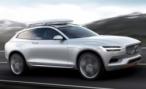 Volvo покажет новый концепткар на автосалоне в Женеве
