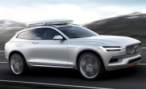 Volvo представит в Детройте концепт XC Coupe, предваряющий XC90 нового поколения