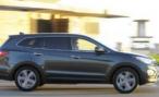 Кроссовер Hyundai Grand Santa Fe получил в Россию новую комплектацию