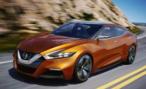 Nissan Sport Sedan Concept. Игра в «угадайку»