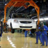 Производство Lada Priora остановлено на АВТОВАЗе до конца апреля