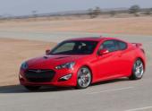 Hyundai выводит с российского рынка Genesis Coupe