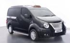 Европейская студия Nissan раскрыла подробности NV200 London Taxi
