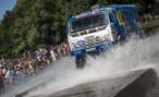 «Дакар-2014»: «КамАЗ» снова первый; Мардеева сняли с гонки