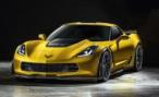 Первые фотографии 2015 Chevrolet Corvette Z06 выложены в Интернет