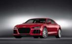 Audi представляет Sport quattro Concept с лазерной оптикой на выставке в Лас-Вегасе