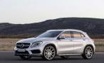 Mercedes-Benz представляет GLA 45 AMG