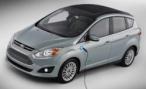 Ford представит в Лас-Вегасе C-MAX с солнечной батареей на крыше