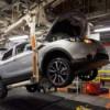 На заводе в английском Сандерленде стартовал выпуск Nissan Qashqai второго поколения