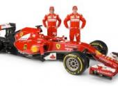 Ferrari провела в Интернете презентацию болида «Формулы-1»