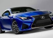 Информация о 2015 Lexus RC F «всплыла» до премьеры в Детройте