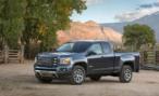 General Motors представляет пикап GMC Canyon на автосалоне в Детройте