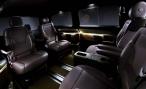 Mercedes-Benz представил минивэн V-class изнутри