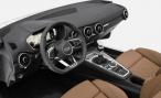 Audi продемонстрировала интерьер TT нового поколения