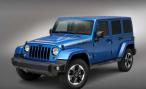 Chrysler представляет в России Jeep Wrangler ограниченной серии Polar