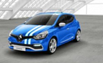 Renault планирует представить в Женеве новую версию Clio RS — Gordini