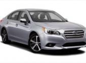В Интернете появились первые официальные фотографии обновленного Subaru Legacy