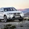 2015 BMW X3. «Американец» от 1 938 000 рублей