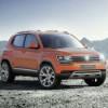 Volkswagen Taigun представят в октябре 2014 года