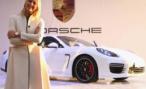 Мария Шарапова рассказала о своем уникальном Porsche