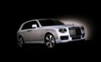 Появление внедорожника Rolls-Royce запланировано на 2017 год
