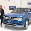 Фабио Капелло стал гостем марки Volkswagen в Олимпийском парке