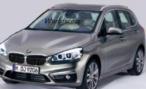 BMW представит в Женеве свою первую переднеприводную модель 2-Series Active Tourer