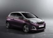 Peugeot 108 представлен в Сети — хетчбэк и кабриолет