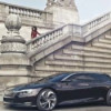Седан Citroen DS6 будет конкурировать с Audi A6, BMW 5-Series и Mercedes-Benz E-class