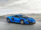 McLaren представил новый 650S на закрытой вечеринке; официальная премьера — в Женеве