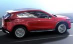 Mazda представит самый маленький кроссовер на базе Mazda2 до конца лета