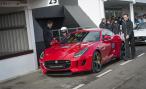 Jaguar F-Type Coupe. Алюминиевые технологии