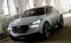 Hyundai показала водородный кросс-концепт Intrado до премьеры в Женеве