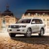 Toyota Land Cruiser 200 в версии Brownstone. В России от 3 377 000 рублей