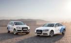 Audi начинает прием заявок на автомобили из Олимпийского парка