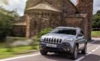 Представлен Jeep Cherokee нового поколения для Европы