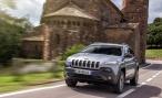 В России стартуют продажи нового Jeep Cherokee