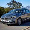 Концерн BMW Group официально представил BMW 2-series Active Tourer