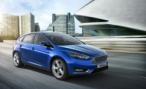 2014 Ford Focus. Три с половиной
