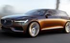 Volvo подготовила к Женеве трехдверный универсал Concept Estate