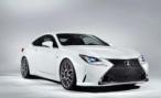 Lexus RC 350 F Sport объявлен до премьеры в Женеве