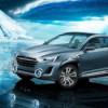 Кросс-концепт Subaru Viziv 2 показали в Женеве