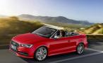 В Женеве показали Audi S3 без крыши