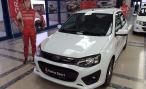 В Интернете появились фотографии новой Lada Kalina Sport