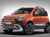 В Женеве представлен полноприводный кроссовер Fiat Panda Cross